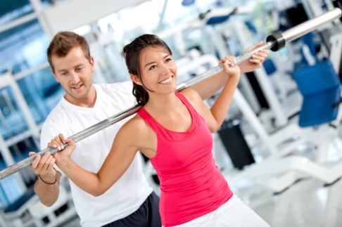 Personal Training – Private Trainer Asia